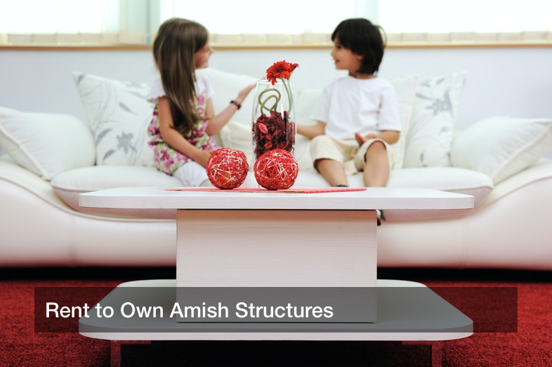 Rent to Own Amish Structures