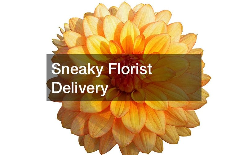 Creative Ways to Deliver Flowers